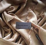 Женский шарф палантин с логотипом Louis Vuitton много цвеов, фото 2