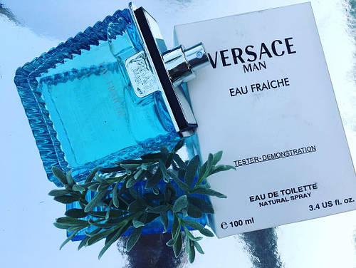 Духи чоловічі Versace Man Eau Fraiche Tester  продажа f6f6e4ce043c5
