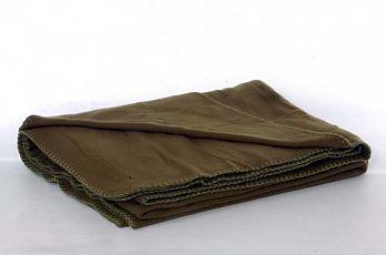 MIL-TEC одеяло флис 200х150см олива 14426001