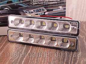 Дневные ходовые огни DRL-0087 ДХО Уценка, фото 3