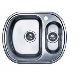 Кухонные мойки стальные
