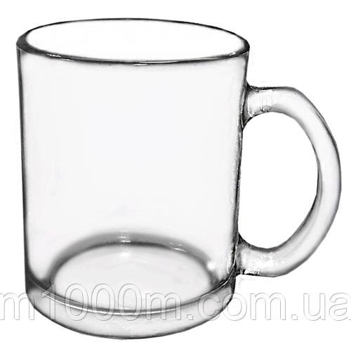 Кружка стеклянная 300мл. 922 Кружка (J)