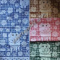 """Кухонное полотенце лен-махра """"Свинка"""", фото 1"""