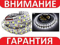 Светодиодная лента smd 5050 60 диод/м белая
