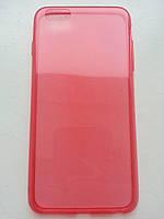 Тонкий силиконовый чехол iphone 6+/5.5дюймов, фото 1