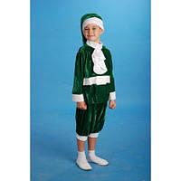 Карнавальный костюм Костюм Гнома (зеленый), фото 1