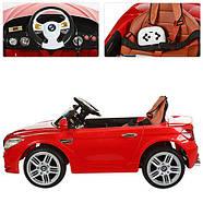 Детский электромобиль BMW M 2773 EBLR-3, красный Гарантия качества Быстрая доставка, фото 2