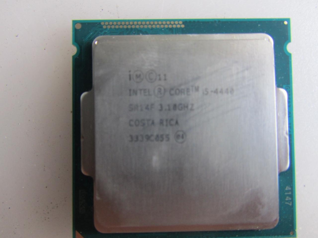 Процессор Intel Сore i5-4400 сокет 1150