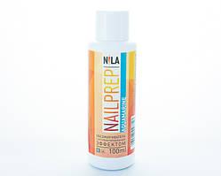 Nila Nail Prep - обезжириватель с антибактериальным эффектом, 100 мл