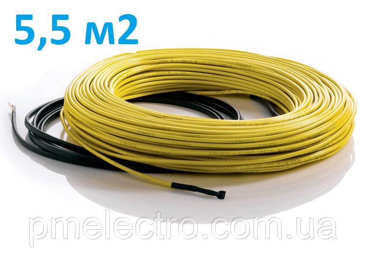 Нагревательный кабель Veria Flexicable 20 40m 850Вт