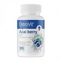 Антиоксидант OstroVit - Acai Berry (90 таблеток)