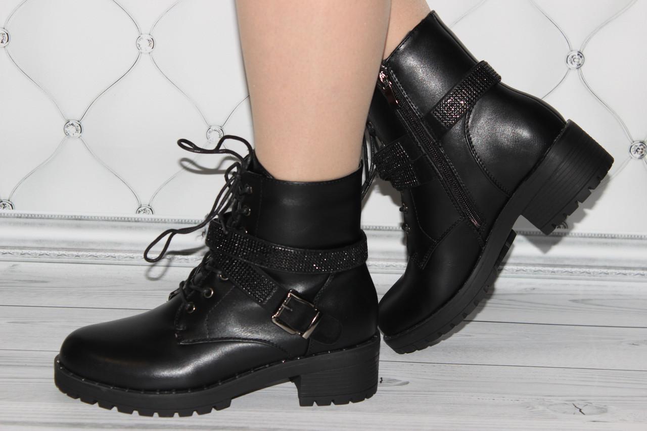 Женские зимние ботинки размер 41