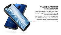 Смартфон Ulefone armor 5 синий цвет (экран 5,85 дюймов, памяти 4/64, акб 5000 мАч)
