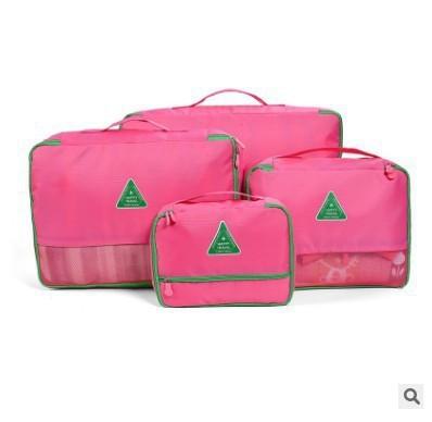 Набор органайзеров в чемодан из 4 предметов Travel Expert  01004