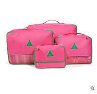 Набор органайзеров в чемодан из 4 предметов Travel Expert  01004, фото 1
