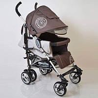 """Детская прогулочная коляска """"SunnyLove""""-SH629APB Brown"""