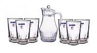 Luminarc Lancier Набор для напитков из 7 предметов (L4985)