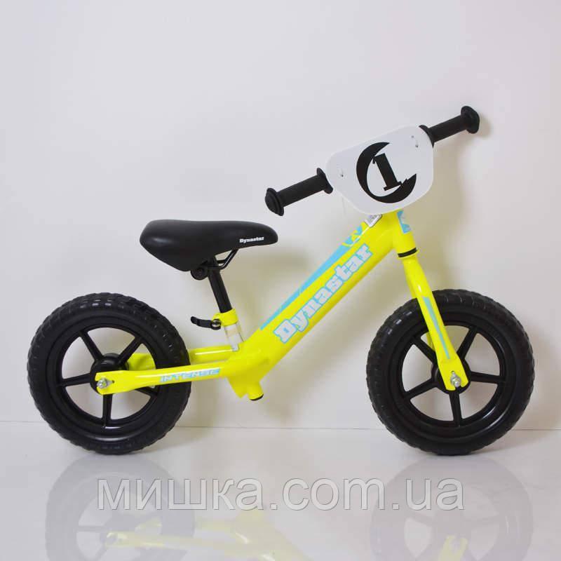 Детский стильный беговел B-1 Light Green