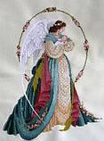 Схема для вишивки Guardian Angel Lavender & Lace, фото 2