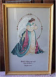 Схема для вишивки Guardian Angel Lavender & Lace, фото 3