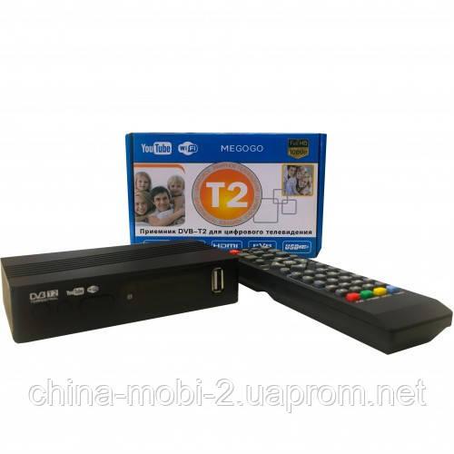 DVB-Т2 Terrestrial, TV тюнер Т2 Megogo приемник для цифрового ТВ