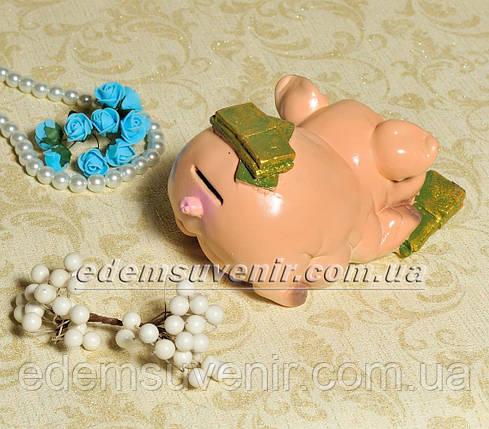 Копилка Свинка денежная, фото 2