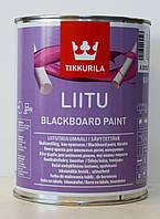 Лииту Tikkurila Liitu  (краска для школьных досок) Зеленая, 0,9л