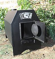 Отопительно-варочная печь ВС-1, фото 2