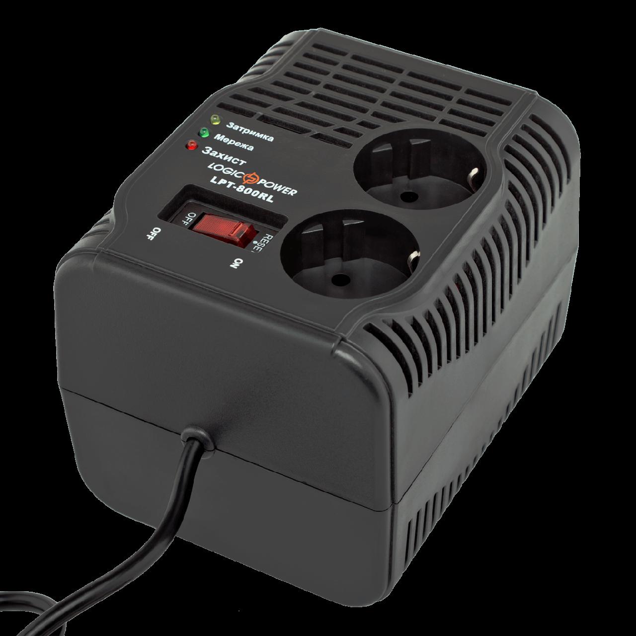 Стабилизатор напряжения LPT-800RL (560ВТ)