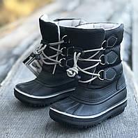 903797069 Водонепроницаемые утепленные сапожки Kimberfeel (Франция) р 25. зимние  детские сапоги