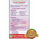 Лив-Ап (Indian Pharmaceutical), 100 таблеток - Аюрведа премиум качества, фото 2