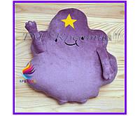 Подушка игрушка 2018 с Вашим логотипом (под заказ от 100 шт), фото 1