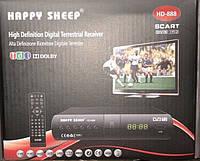 Цифровой телевизионный ресивер T-2 Happy Sheep HD-888