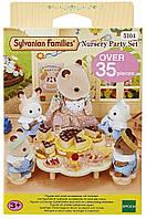 Sylvanian Families Праздник в детском саду
