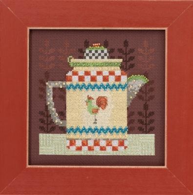 Набор для вышивки Coffee Pot  Mill Hill
