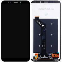 Дисплейный модуль Xiaomi Redmi 5 Plus черный