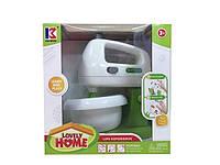 Игровой набор Same Toy Lovely Home Кухонный Миксер (3208AUt)