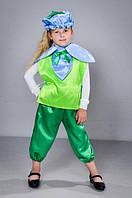 Детский маскарадный костюм на праздник весны Подснежник