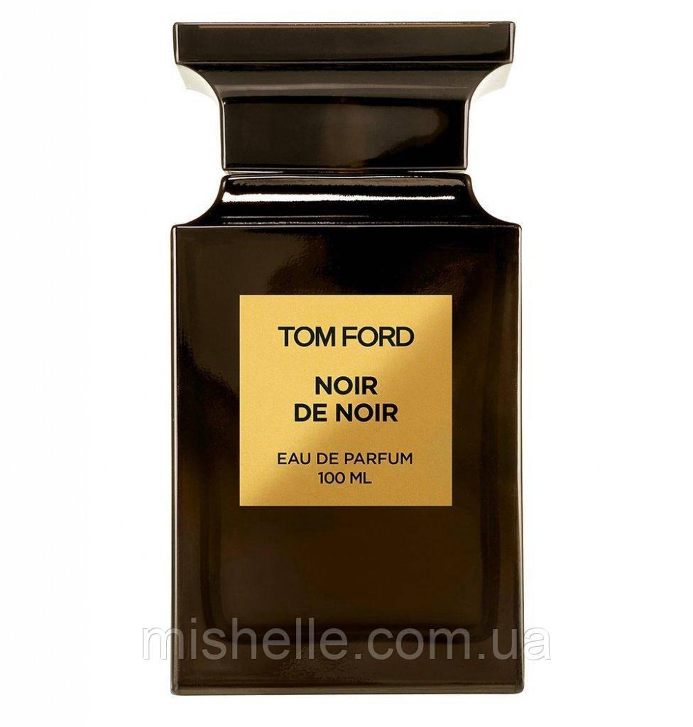 Тестер унісекс Tom Ford Noir de Noir ( Том Форд Ноир де ноир) репліка