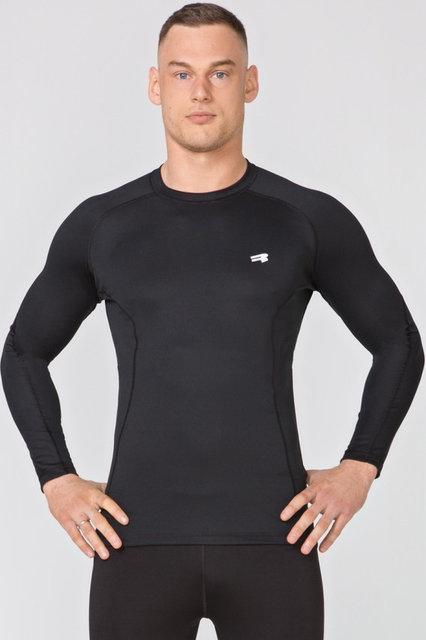 Спортивная мужская кофта Radical Fury LS, спортивная кофта с длинным рукавом