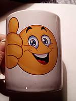 Чашка Смайл , фото 1