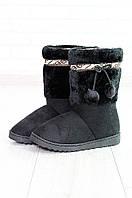 Угги женские зима YLM 0-34