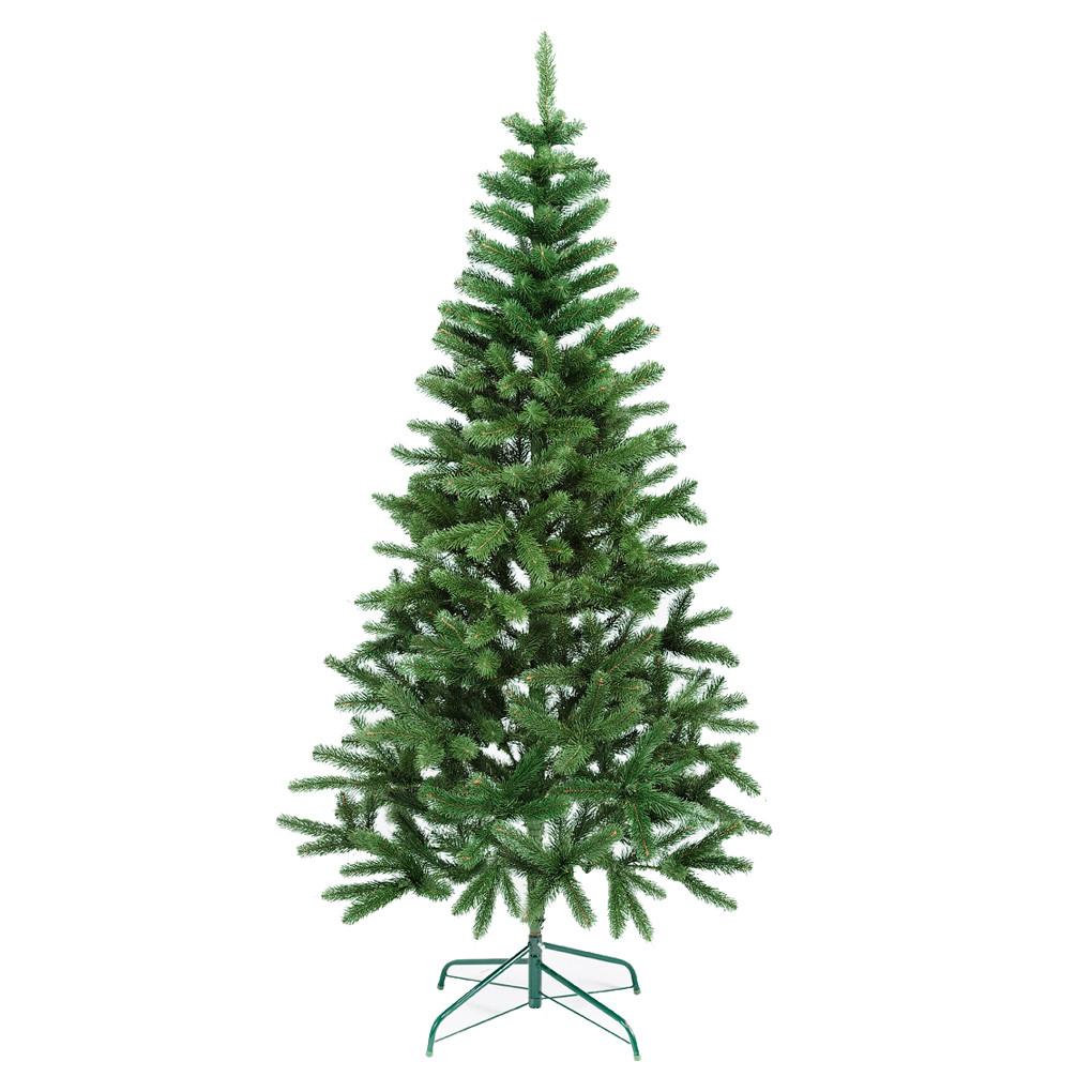 Ель искусственная новогодняя Буковельская Литая Зеленая 250см ЗБ-2,50