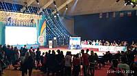 Оказание охранных услуг на Чемпионате Мира по спортивным акробатическим танцам.