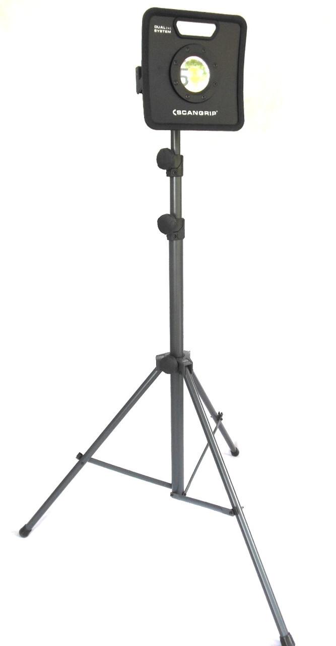 Рабочее освещение с треногой - Scangrip Work Lights package Nova 3К/Tripod 03.5440/03.5431 (49.0214)