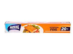 Фольга 20м Novax