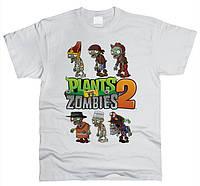 Plants vs Zombies 02 Футболка