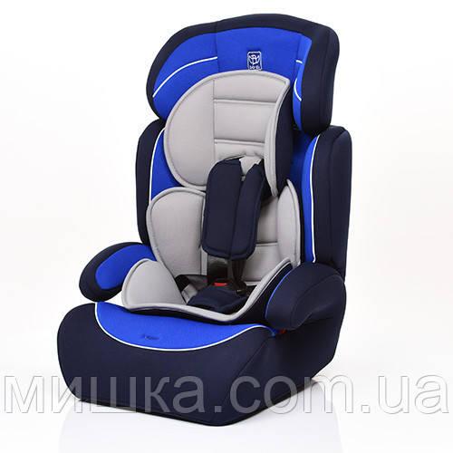 Детское автокресло M 3546-4 синий