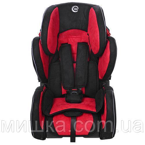 Детское автокресло EL CAMINO M 3547-5-3 красное