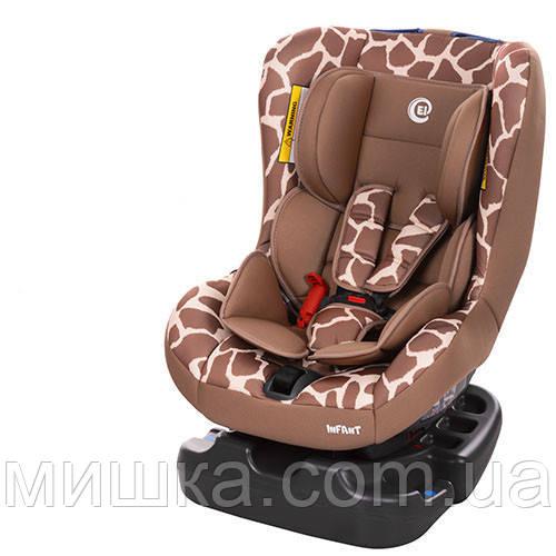 Детское автокресло El Camino ME 1010-2 INFANT коричневый
